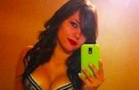 son selfie en lingerie coquine