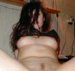 une bonasse qui aime l'anal
